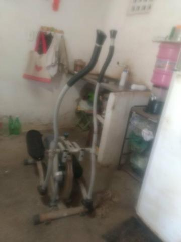 Bicicleta de malha