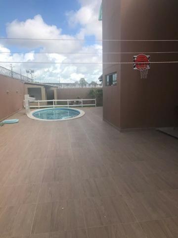 Casa térrea com 310m² - 3 suítes - sala de cinema ? 4 vagas e a 20 minutos de Ponta Negra - Foto 7