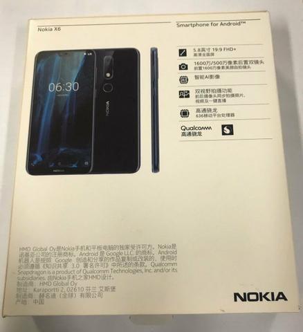 Celular Nokia X6 - Foto 4