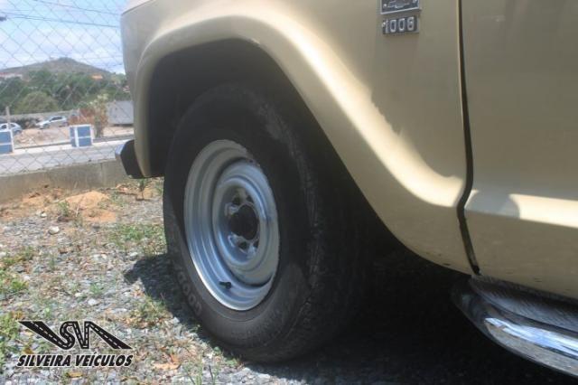 Chevrolet d10 1980 4.0 custom s cs 8v diesel 2p manual - Foto 6