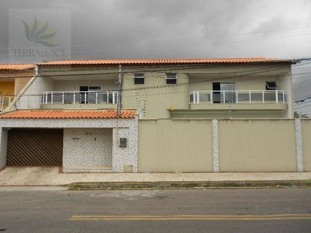 Linda casa duplex proximo a Av. Washington Soares