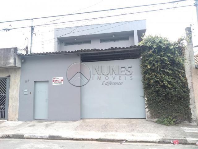 Galpão/depósito/armazém para alugar em Jardim piratininga, Osasco cod:976961
