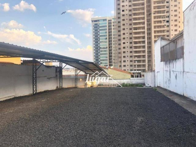 Terreno para alugar, 485 m² por r$ 2.200/mês - centro - marília/sp - Foto 9