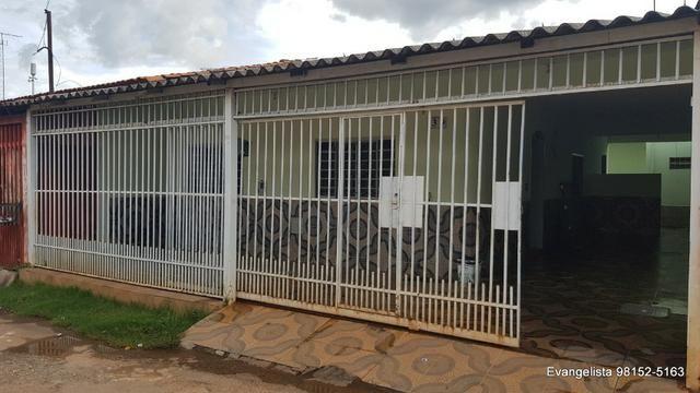 Ceilândia Norte Aceita Financiamento e FGTS- Casa de 3 Quartos na Laje - Foto 14