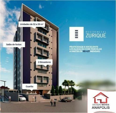 Residencial Zurique / Lançamento / Maracananzinho / Anápolis