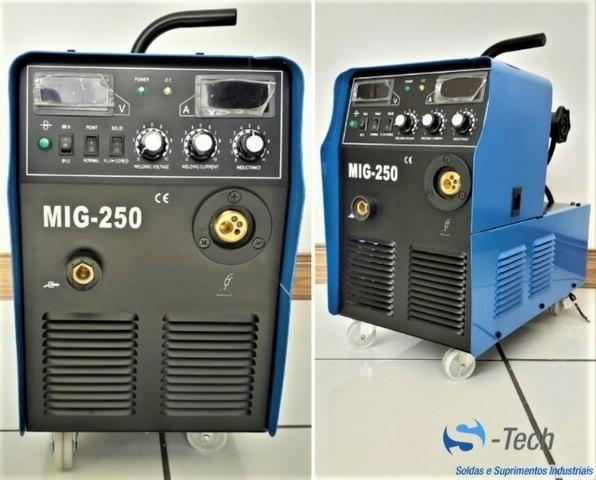 CompactMig 250 - Leden/Hylong