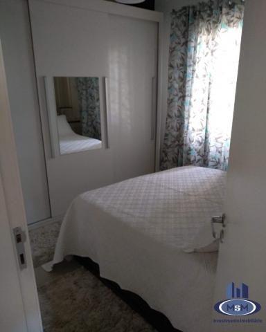 Apartamento à venda com 3 dormitórios em Vila são francisco, Hortolândia cod:AP00032 - Foto 5