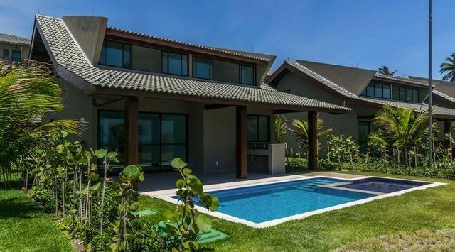 Casas e apartamentos à beira mar do Cupe prontos pra usar