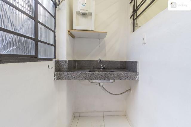 Apartamento para alugar com 1 dormitórios em Alto barroca, Belo horizonte cod:3327 - Foto 19
