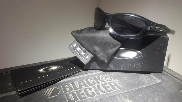 3eb8e8545 Óculos Oakley Monster Dog Black Iridium - Bijouterias, relógios e ...
