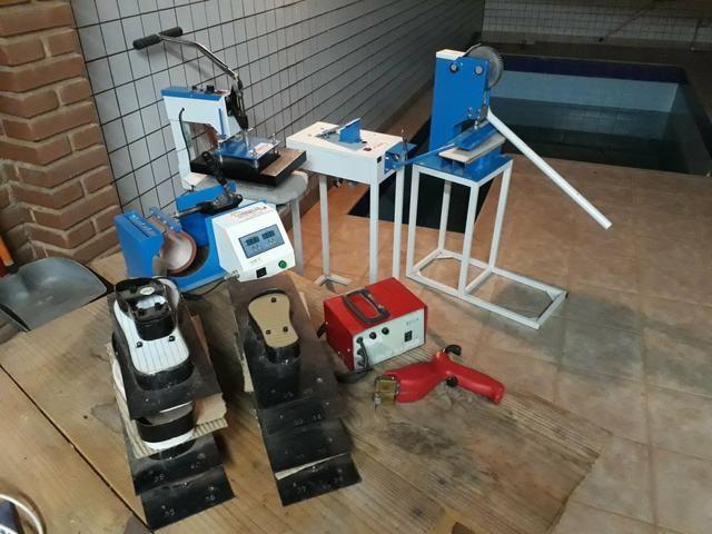 a19f7196f Fábrica de Chinelos - Compacta Print - Equipamentos e mobiliário ...