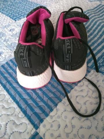 1c4b319bfdd Tênis feminino Adidas Nº38 - Roupas e calçados - Cajuru