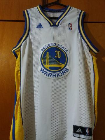 bda274b2fa Camiseta Regata Adidas NBA Golden State Warriors - Roupas e calçados ...