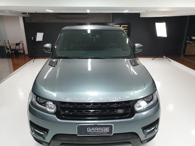 Top de Linha!!! Land Rover Range Rover Sport 3.0 TDV6 24v - 245HP - 2013/14 !!!