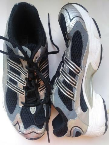 c94492a748ac0 Tênis Adidas Adiprene Running U.S.A Size 8 Tamanho especial Brasil 37-38  unissex