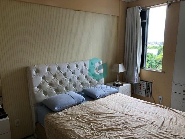 Apartamento com 3 dormitórios à venda, 60 m² por R$ 230.000 - Parangaba - Fortaleza/CE - Foto 14