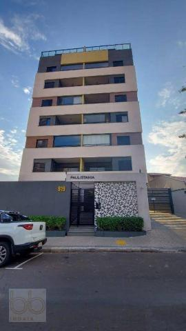 Apartamento com 3 dormitórios à venda, 129 m² por R$ 800.000,00 - Condomínio Edifício Paul