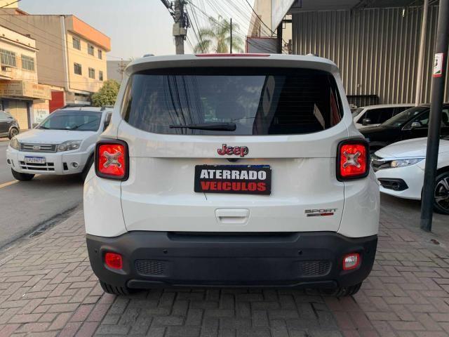 RENEGADE 2020/2020 1.8 16V FLEX SPORT 4P AUTOMÁTICO - Foto 4