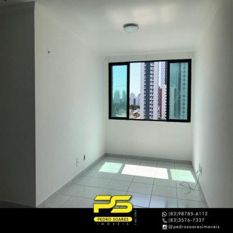 Apartamento com 2 dormitórios à venda, 68 m² por R$ 230.000 - Expedicionários - João Pesso