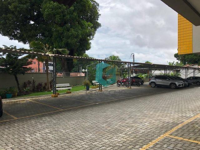 Apartamento com 3 dormitórios à venda, 60 m² por R$ 230.000 - Parangaba - Fortaleza/CE - Foto 20