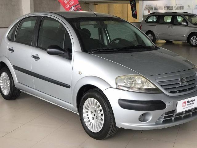 C3 2005/2006 1.4 I GLX 8V GASOLINA 4P MANUAL