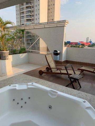 Apartamento Flat no Della Rosa 1 com 1 dormitório à venda, 47 m² por R$ 190.000 - Ribeirão