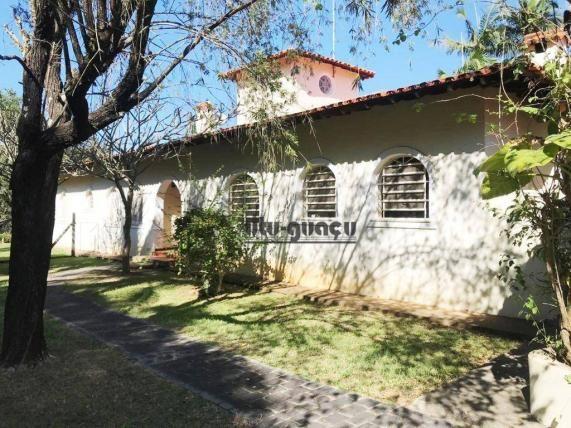 Chácara com 3 dormitórios para alugar, 5000 m² por R$ 7.000,00/mês - Condomínio Vila Suévi - Foto 7