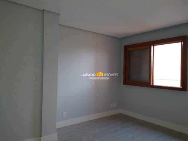 Apartamento para alugar, 182 m² por R$ 3.185,00/mês - Centro - Lajeado/RS - Foto 6