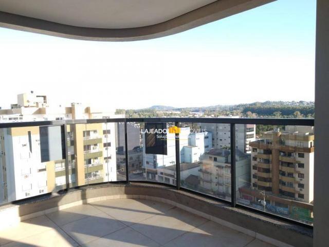Apartamento para alugar, 182 m² por R$ 3.185,00/mês - Centro - Lajeado/RS - Foto 8