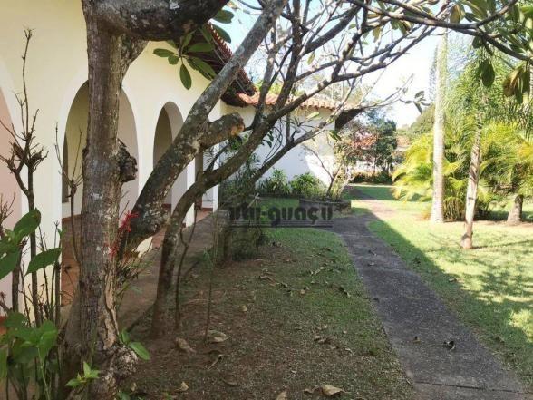 Chácara com 3 dormitórios para alugar, 5000 m² por R$ 7.000,00/mês - Condomínio Vila Suévi - Foto 4