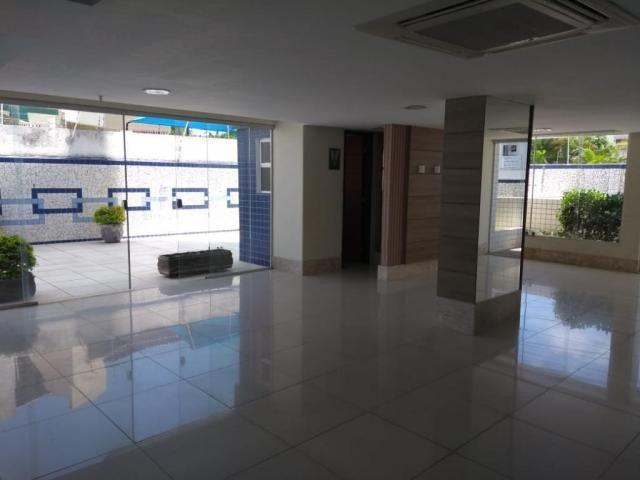 Apartamento com 2 dormitórios à venda, 55 m² por R$ 180.000 - Capim Macio - Natal/RN - Foto 9