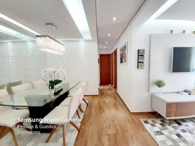 Apartamento 2 Quartos 1 Vaga 49 m² com Lazer Móveis Planejados Aceita Permuta - Foto 13