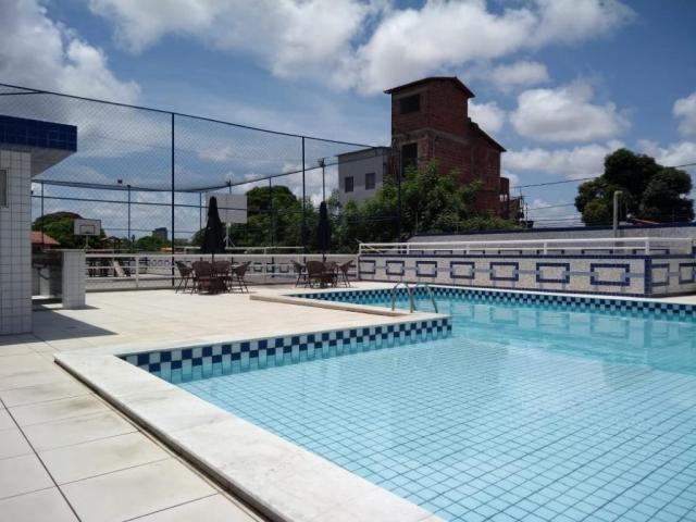 Apartamento com 2 dormitórios à venda, 55 m² por R$ 180.000 - Capim Macio - Natal/RN - Foto 12