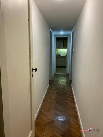 Apartamento com 3 dormitórios para alugar, 140 m² por R$ 6.300/mês - Ipanema - Rio de Jane - Foto 8