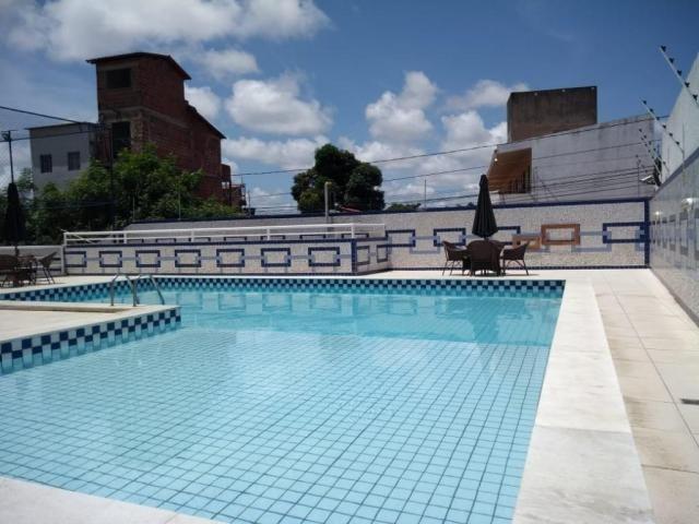 Apartamento com 2 dormitórios à venda, 55 m² por R$ 180.000 - Capim Macio - Natal/RN - Foto 11