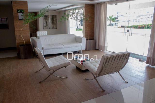 Apartamento à venda, 88 m² por R$ 445.000,00 - Jardim Goiás - Goiânia/GO - Foto 16