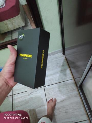 Pocofon 128g semi novo - Foto 3