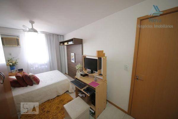 Apartamento com 2 dormitórios para alugar, 84 m² por R$ 3.800/mês - Icaraí - Niterói/RJ - Foto 6
