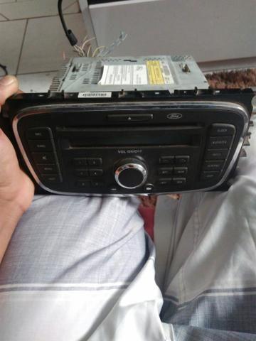 Rádio original Ford Focus