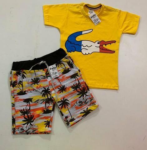 Camisetas infantil no atacado