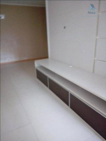 Apartamento com 4 dormitórios para alugar, 118 m² por R$ 3.500,00/mês - Icaraí - Niterói/R - Foto 7