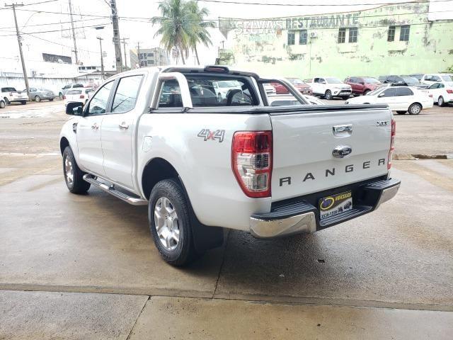 Ford - Ranger 3.2 4x4 XLT - AUT - Foto 6