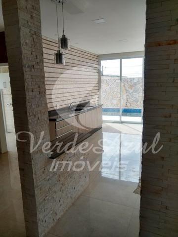 Casa à venda com 3 dormitórios em Jardim golden park residence, Hortolândia cod:CA005197 - Foto 10
