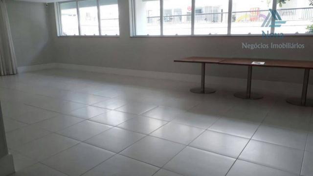 Apartamento com 4 dormitórios para alugar, 118 m² por R$ 3.500,00/mês - Icaraí - Niterói/R - Foto 14