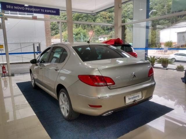 408 2011/2012 2.0 FELINE 16V FLEX 4P AUTOMÁTICO - Foto 4
