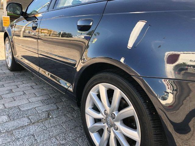 Audi A3 Sportback 2.0 Tfsi S-tronic ano: 2010 Top Blindado Impecavel - Foto 11