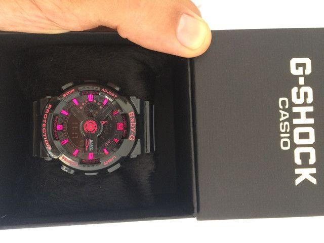 Relógio Casio G-Shock Baby-G Feminino (A prova d?água ) - Foto 2