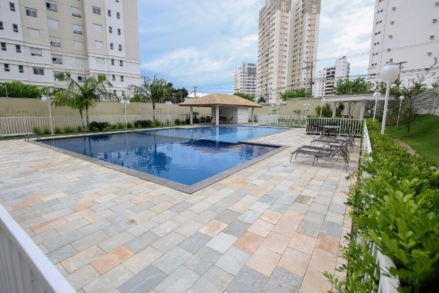 Edifício Absoluto com 157²-Jardim Mariana - 3 Suítes -Cuiabá - Locação - Foto 5