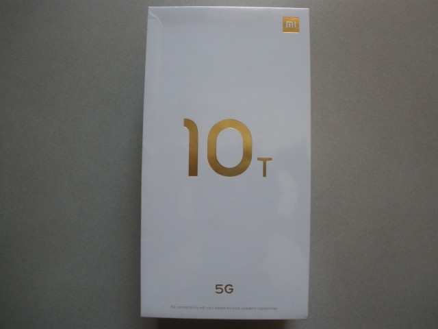 Mi 10T Xiaomi, 128gb, 8gb ram, 5G, novo, lacrado.