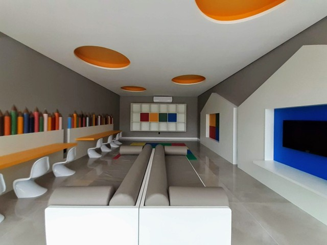 Alugo 2 quartos, suítes, varanda gourmet, armários, 2 vagas - Foto 11